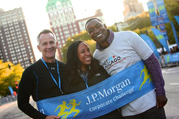 Isiah Thomas to Attend 33rd Annual J.P. Morgan Chase Corporate Challenge to Benefit Get In Chicago