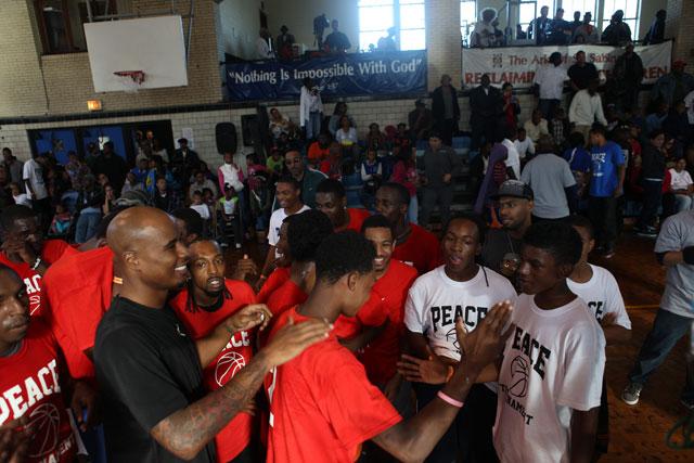 3rd Annual Peace League Tournament