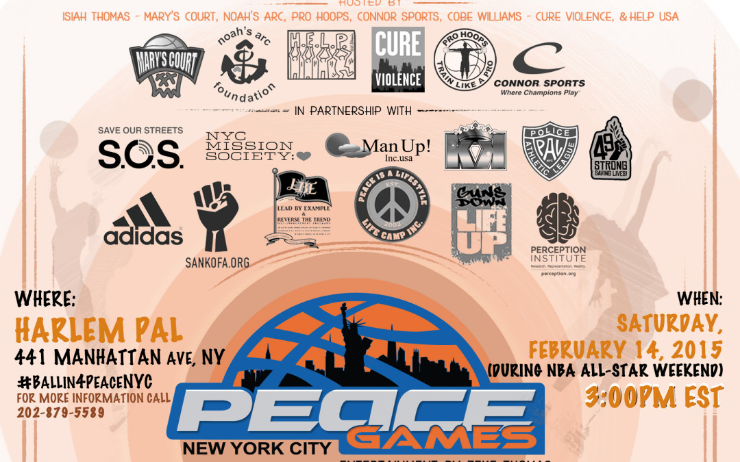 NYC Peace Game