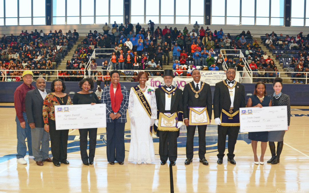 3rd Annual DC Prince Hall Masonic Classic at Howard University