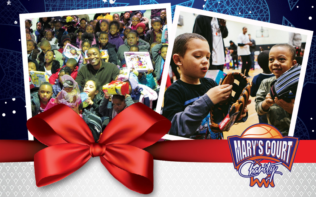 4th Annual Holiday Toy Giveaway at Marillac in Chicago